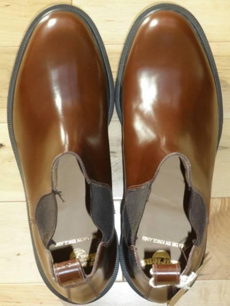 英国製 新品 ドクターマーチン 最高峰 GRAEME サイドゴア ブーツ チェルシー (TRICKER'S) 10UK 28.5cm_画像2