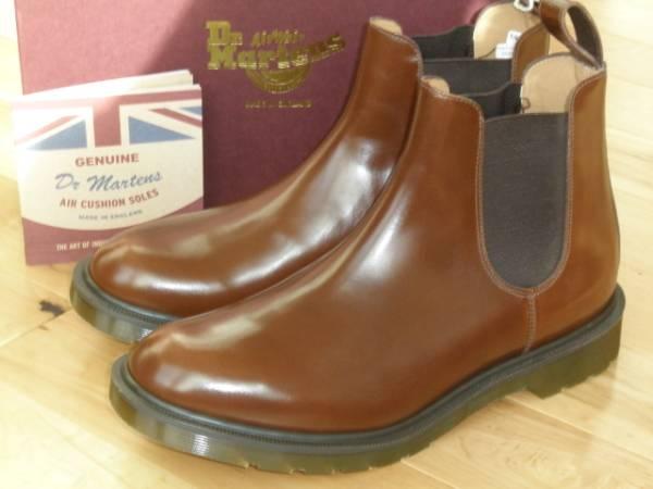 英国製 新品 ドクターマーチン 最高峰 GRAEME サイドゴア ブーツ チェルシー (TRICKER'S) 10UK 28.5cm
