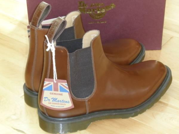 英国製 新品 ドクターマーチン 最高峰 GRAEME サイドゴア ブーツ チェルシー (TRICKER'S) 10UK 28.5cm_画像3