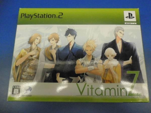 1058282012 ゲーム PS2 ビタミンZ_画像1