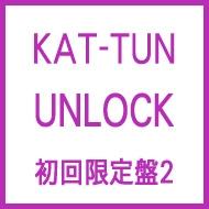 即決 特典ポスター付 KAT-TUN UNLOCK (+DVD) 初回限定盤2 新品_画像1