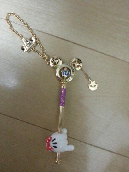 即決☆TDS☆ディズニー10周年☆ユアマジカルワンド☆TDL☆完売