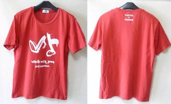 ★即決★【桑田佳祐 docomo】walk with you 2011 SUMMER Tシャツ