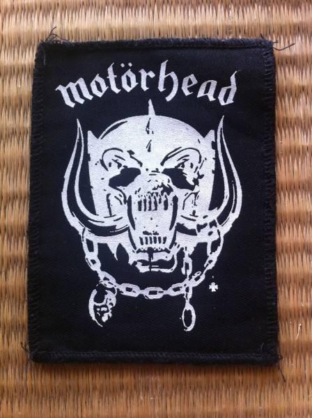 Motorhead パッチ(小)送料無料