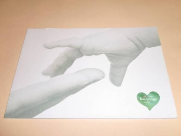 パンフ【2002 live image d'amour】鳥山雄司 葉加瀬太郎 加古隆