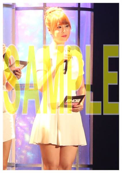 KARA ヨンジ SHOW CHAMPION Special KMF2015写真4枚
