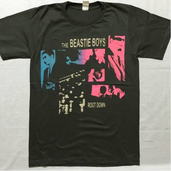 バンドTシャツ ビースティ ボーイズ(BEASTIE BOYS) 新品 L