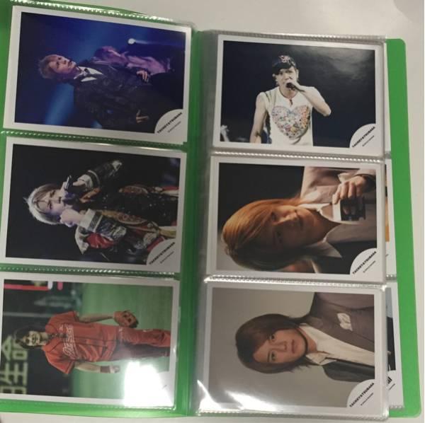 タッキー&翼 滝沢秀明 公式写真 6枚 s915 コンサートグッズの画像