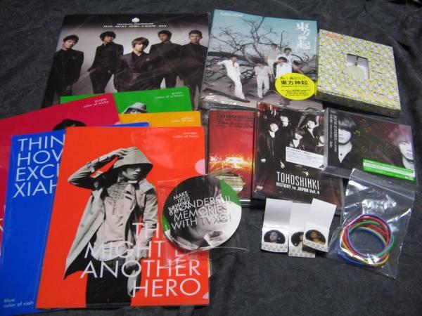 東方神起★HISTORY in JAPAN CD、DVD、写真集、限定グッズ JYJ ライブグッズの画像