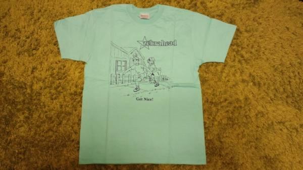 未使用非売品■Zebrahead (ゼブラヘッド)TシャツMサイズ■