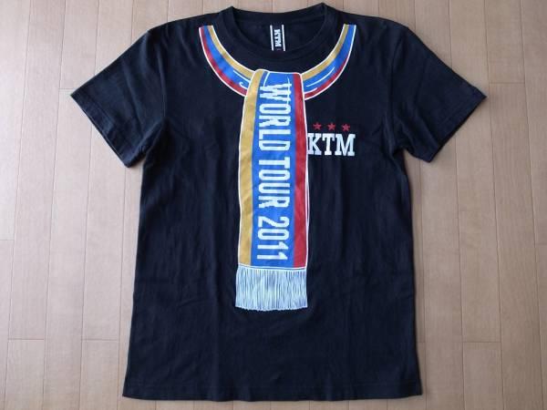 ケツメイシ 2011 TOUR Tシャツ S ケツノポリス KTM さくらQUENCH