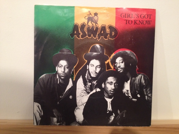 ■Aswad/Girls Got To Know■KILLER UK ROOTS!_画像1