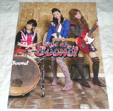 即決 ビジュアルブック 「Buono! ライブツアー2010 We are Buono!」