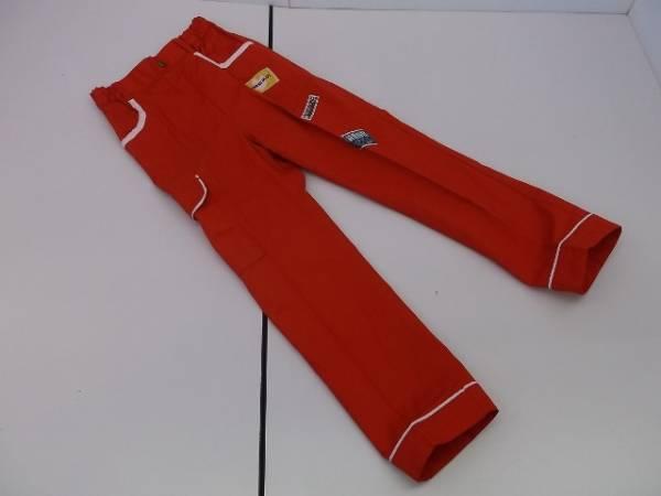 【タグ付き!】◆GRASS PLOT◆綿パンツ 赤 サイズ120