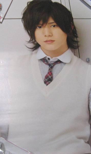 山田涼介 Hey! Say! 7 2009 spring ポスター 新品