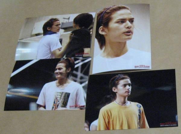 中山優馬 PLAYZONE2010写真4枚B 新品未開封