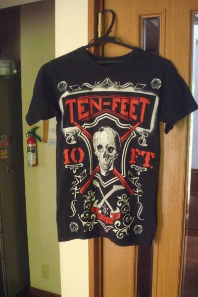 10-FEET★Seedless コラボTシャツ☆黒 XSサイズ♪ ライブグッズの画像