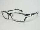 新品 マサキマツシマ メガネ MFS-109-1 グレー/ホワイト 超弾性樹脂フレーム 希少モデル/ラスト1本