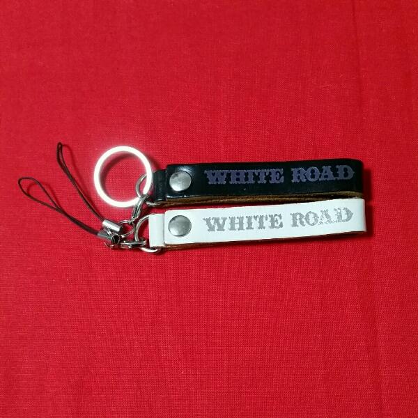GLAY WHITE ROAD 2005 ストラップ & キーホルダー 2個セット