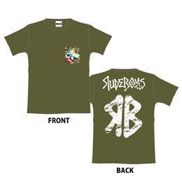 HIGH&LOW THE LIVE チームTシャツ RUDE BOYS S