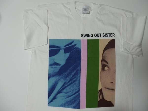 SWING OUT SISTER スイングアウトシスター 1994年ライブTシャツ L寸
