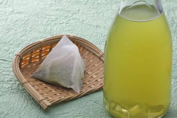 静岡茶通販■水出し茶 ティーバッグ25包_1包につき500mlの水・湯に注入
