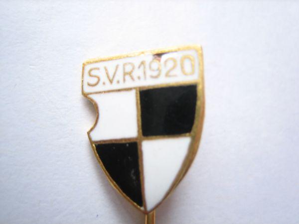 SVR 1920 ドイツ サッカークラブ ラペルピン ピンバッジ