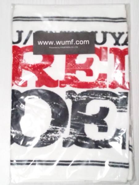 JジェイSHIBUYA-AX 5DAYSタオル渋谷RED OR DEAD小野瀬潤LUNA SEA