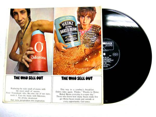 UK TRACK stereoオリジナル/The Who /Sell Out_画像1