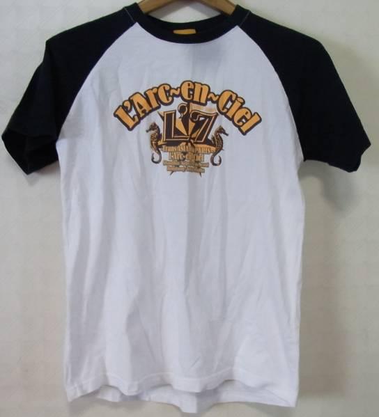 L'Arc-en-Ciel ラルクアンシエル tシャツ 2008 ツアーtシャツ