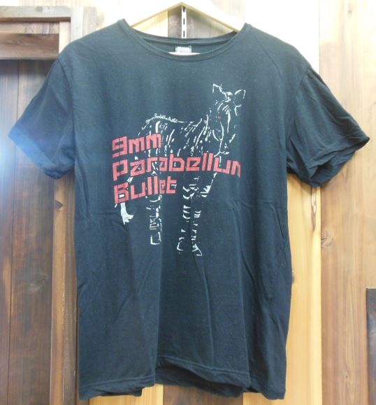 9mm Parabellum Bullet Tシャツ THE BACK HORN ストレイテナー