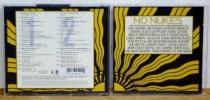 NO NUKES 2CD ブルーススプリングスティーン ジャクソンブラウン