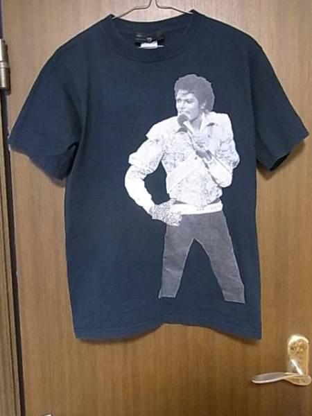 ☆貴重☆Michael Jackson 右手スワロフスキー Tシャツ S