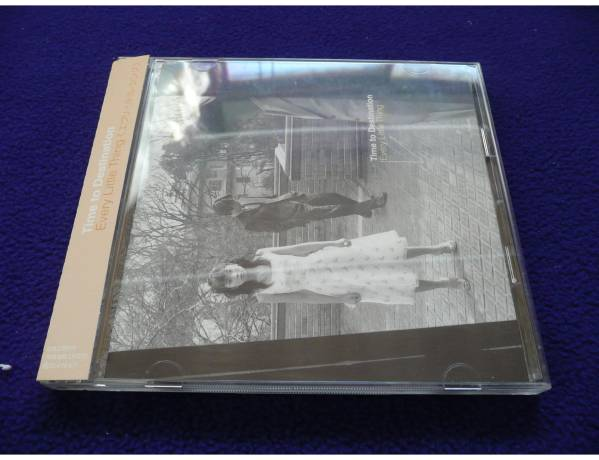 Every Little Thing アルバム Time to Destination 中古品_画像1
