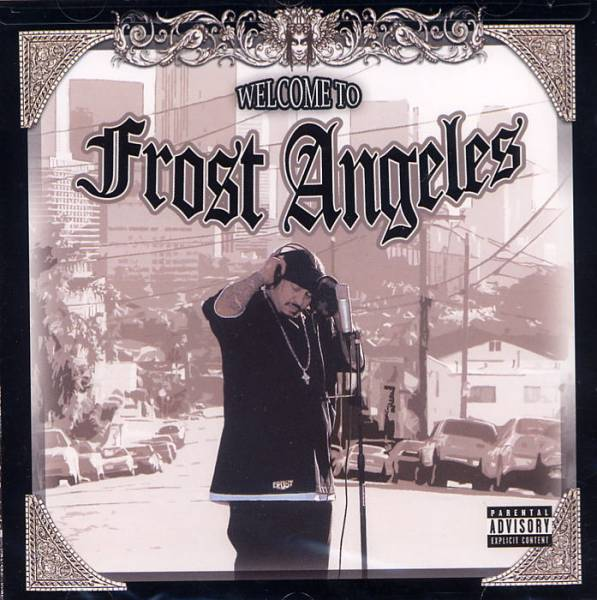 ☆SALE!!☆FROST / WELLCOME TO FROST ANGELES_画像1