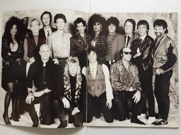 90s オールド ビンテージ ザ ローリング ストーンズ The Rolling Stones Steel Wheel Tour ロック ROCK