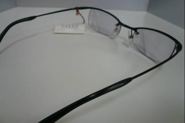 TAKEO KIKUCHIメタルサングラス新品未使用品デッドストック黒_画像2