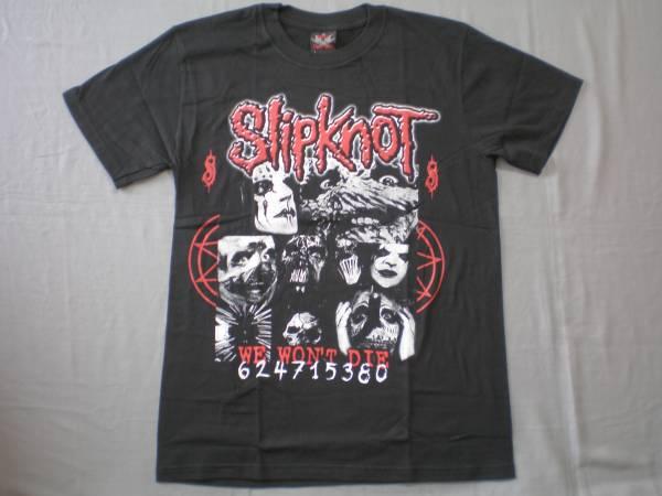 バンドTシャツ   スリップノット(slipknot) 新品 L