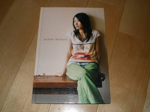 as it is/akane 写真集