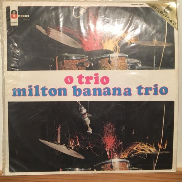 ○Miton Banana Trio/O Trio○ジャズサンバ名作!_画像1