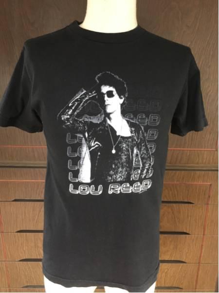 ルーリード/velvet underground Tシャツ S■2004コピーライト