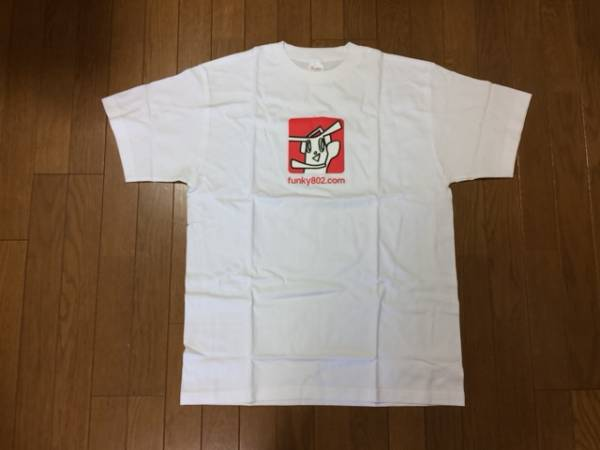 FM802 Tシャツ サイズL 新品