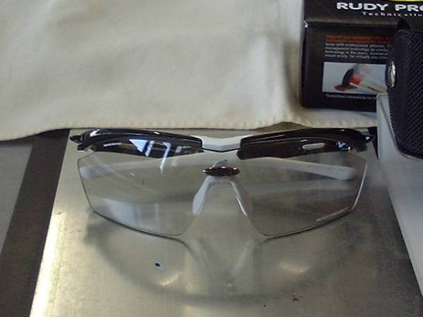 RUDYPROJECT Rudy GENETYK(SP118142)ImpactX style light clear new goods
