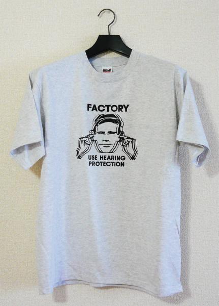 【新品】Factory Tシャツ Sサイズ New Order Joy Division