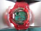 ◆即決◆WCCS限定フロッグマン◆ベゼルベルトは赤色染め◆ELマンタ◆DW-9900◆G-SHOCK◆