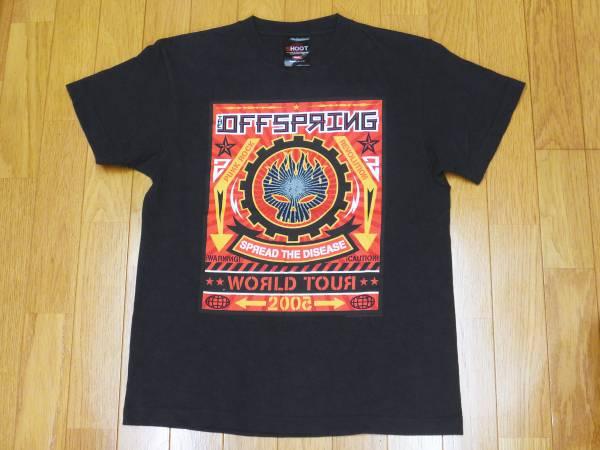 【 OFFSPRING 】2005ツアー プリントTシャツ 黒 S