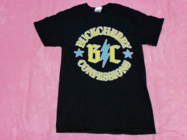 BUCKCHERRY バックチェリー バンドTシャツ S ロックT ツアーT
