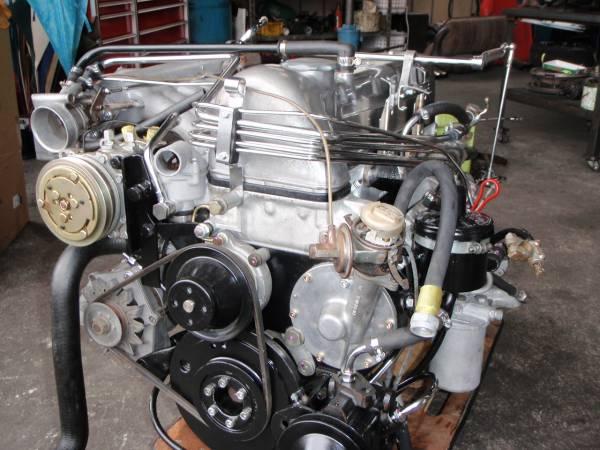W113 280SL エンジン リビルト_画像3