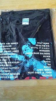 HAWAIIAN6&FUCK YOU HEROES 1997イベントTシャツ/ホルモン