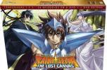 ☆新品☆聖闘士星矢 THE LOST CANVAS 冥王神話 全26話 DVD